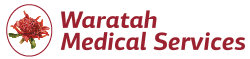 Waratah Medical Services Logo